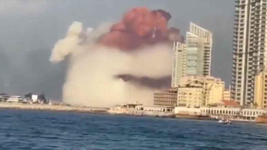Did Hezbollah Cause Blast to Force International Aid, Bury Hariri Verdict?