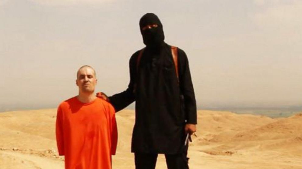Justice for the Beheaded American Hostages