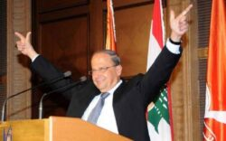 Michel Aoun Hides His Corruption Behind His Christianity