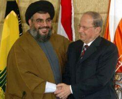 No Relief for Lebanon Unless Michel Aoun Resigns