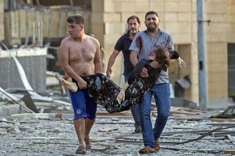 The Devastating Explosion Has Killed at Least 135. Injured 5,000. Rendered 250,000 Homeless