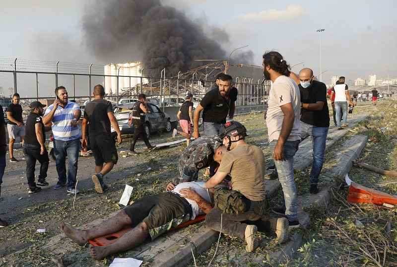 What is Mohammad Zarif Doing in Lebanon?