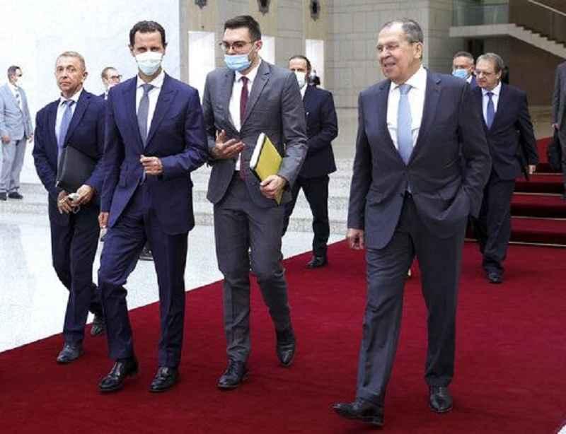 Assad and Putin Are Planning for a Biden Era