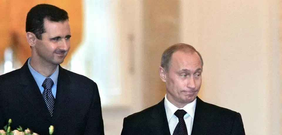 Dumb Putin Got Assad But the US Got Syria's Oil