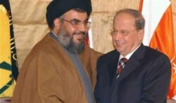 Michel Aoun Sold Lebanon to Hezbollah