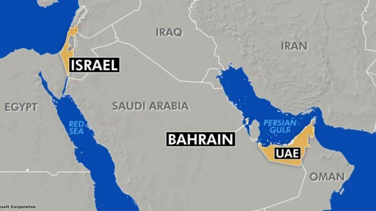 Normalization with Gulf Countries Builds Israel a Military Bridge