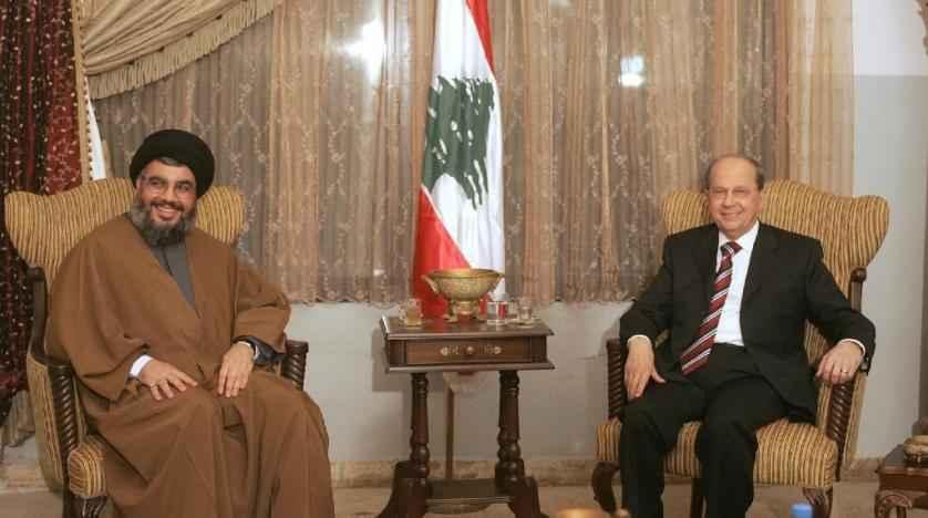 Time to Sanction President Michel Aoun