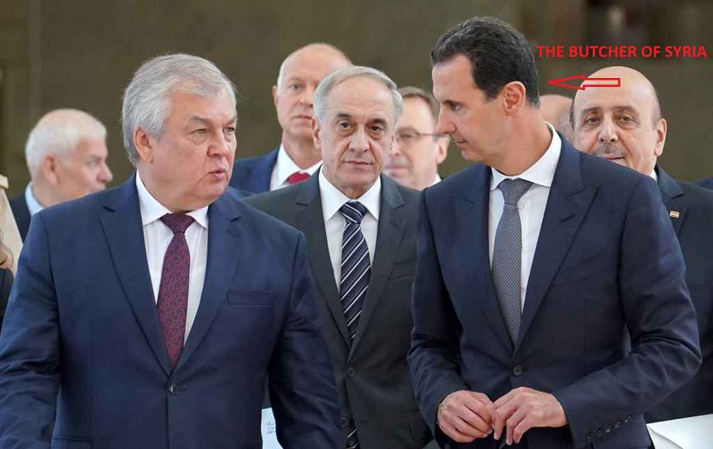 Assad Attempt at Extorting the West to Resettle Syrian Refugees