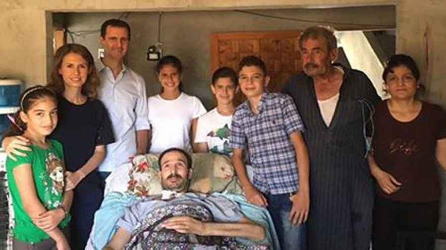 For Assad to Release the American Hostages Kidnap His Children