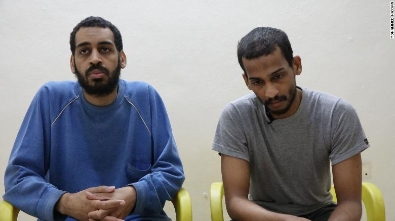 Let ISIS Members Who Killed Americans Rot in Jail