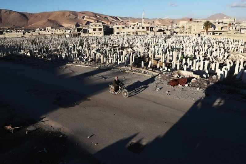 Thousands of Syrians Succumbed to COVID