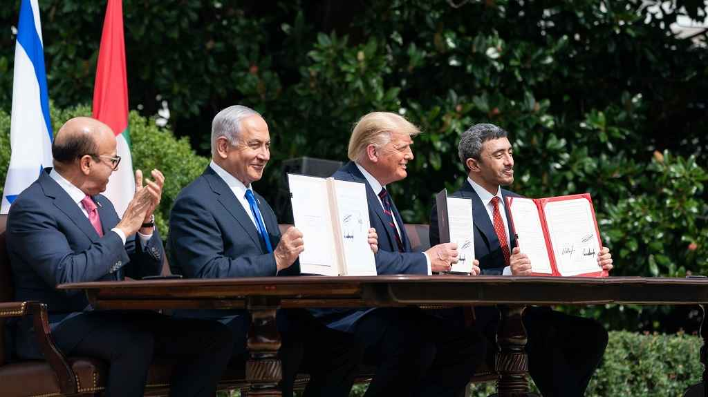 Normalization Gets Israel Peace But What Do Arabs Get?