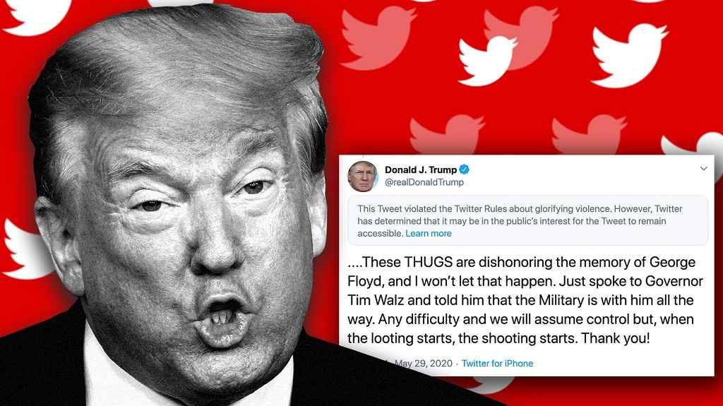 Trump Last and Only Weapon Will be Twitter