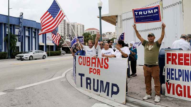 Why Latinos Really Voted for Donald Trump