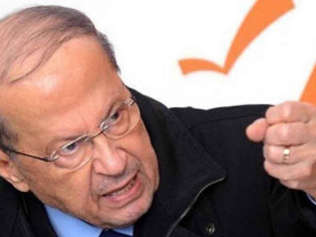 Will the US Sanction Michel Aoun Next?