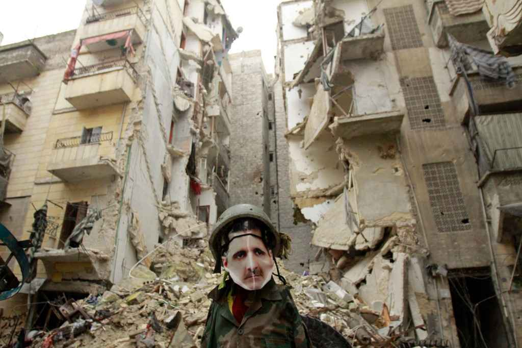 Assad Control Over Syria is Slipping