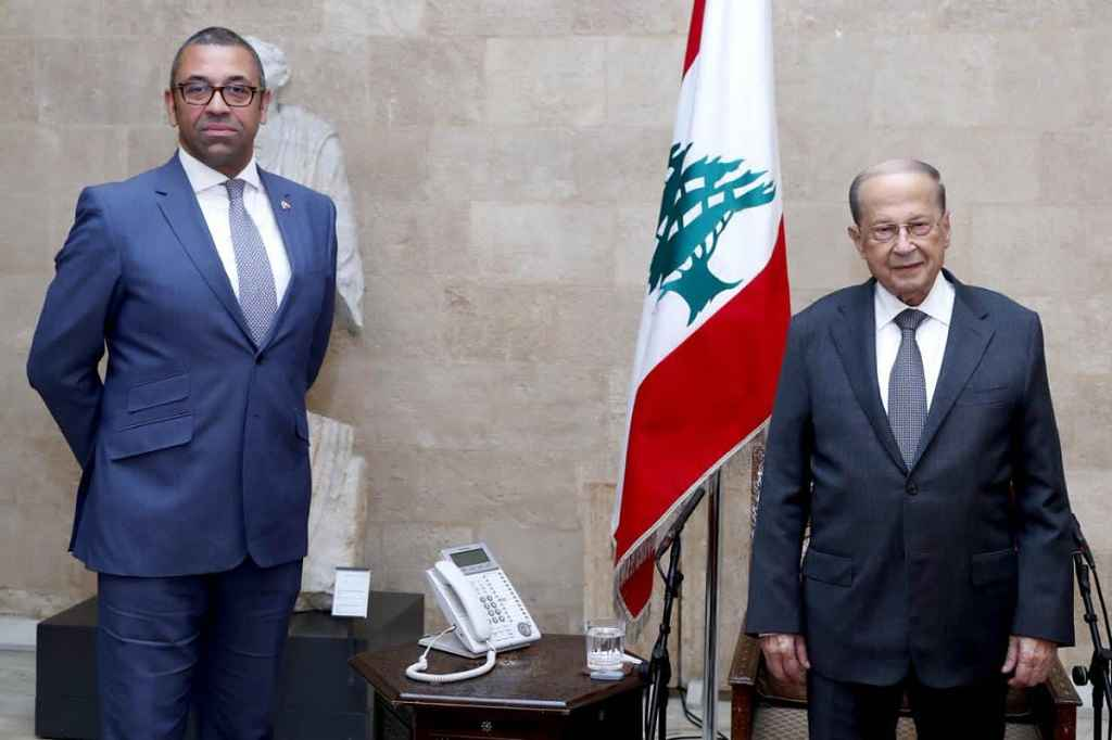 Michel Aoun Is Turning Lebanon Into Another Venezuela